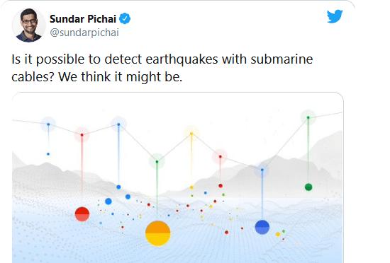 Google's next big project to make the world a 'safer' place- Sundar Pichai
